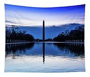 Washington D.c. - Washington Monument Tapestry
