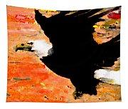 Washington Eagle Tapestry