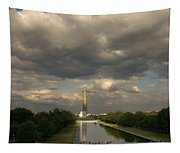 Washington Monument And Capitol Tapestry