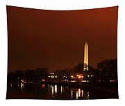 Washington Monument Tapestry