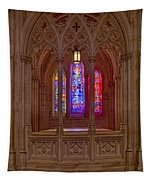 Washington National Cathedral Colors Tapestry