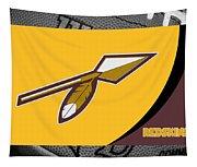 Washington Redskins Tapestry