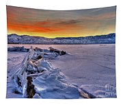 Washoe Ice Tapestry