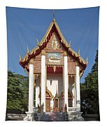 Wat Burapa Ubosot Dthu400 Tapestry
