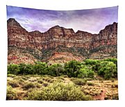 Watchman Trail - Zion Tapestry