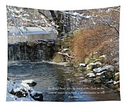 Water 1 Tapestry