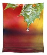 Water Dripping Tapestry