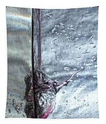 Water Drops Abstract2 Tapestry