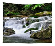 Water Fall 2 Tapestry