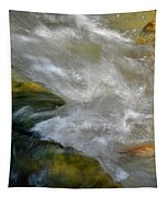 Water - Flow Of Life 1 Tapestry