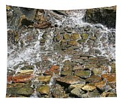 Water From A Stone Tapestry