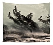 Water Fronds Tapestry