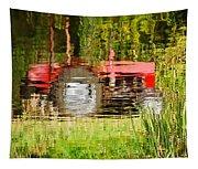 Water Gardening Tapestry