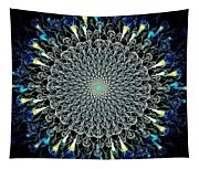 Water Glyph Tapestry
