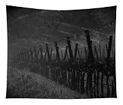 Water Into Wine Tapestry