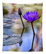 Water Lily 6 Tapestry