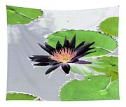 Water Lily - Purple Power - Photopower 1376 Tapestry