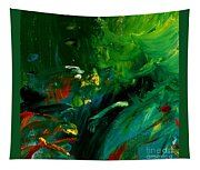 Water Plants Tapestry