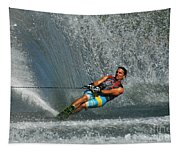 Water Skiing Magic Of Water 14 Tapestry