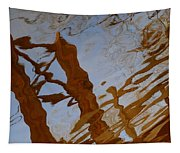 Water Under The Bridge Tapestry