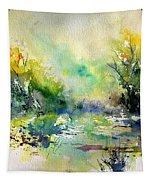 Watercolor 45319041 Tapestry