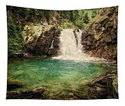 Waterfall Dreaming Tapestry