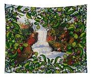 Waterfall - Kinetic Energy Tapestry
