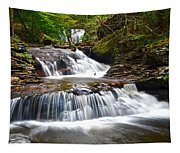 Waterfall Oasis Tapestry