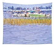 Watergrasses Tapestry