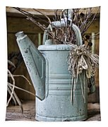 Watering Can Pot Tapestry