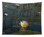 Waterlilly 8 Tapestry