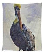 Waterway Pelican Tapestry
