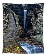Watkins Glen Central Cascade Tapestry