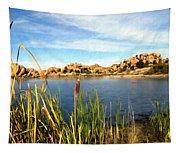 Watson Lake Arizona Tapestry