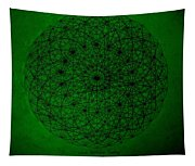 Wave Particle Duality II Tapestry
