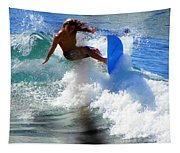 Wave Rider Tapestry