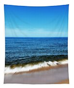 Waves In Motion Tapestry