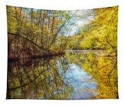 Waxen Autumn 2  Tapestry