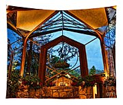 wayfarers Chapel 8 Tapestry