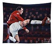 Wayne Rooney Tapestry