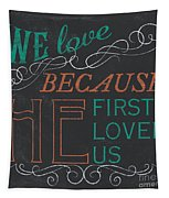 We Love.... Tapestry