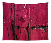 Weathered Red Tapestry