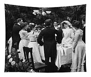 Wedding Party, 1904 Tapestry