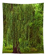 Weeping Willow Tapestry