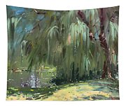 Weeping Willow Tree Tapestry