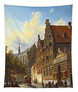 Weeshuis In Leiden Tapestry
