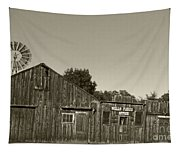 Wells Fargo Office Tapestry