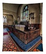 Welsh Chapel Tapestry