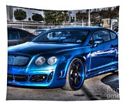 West Coast Bently Cgt Tapestry
