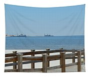 West Side Pier 1 Tapestry